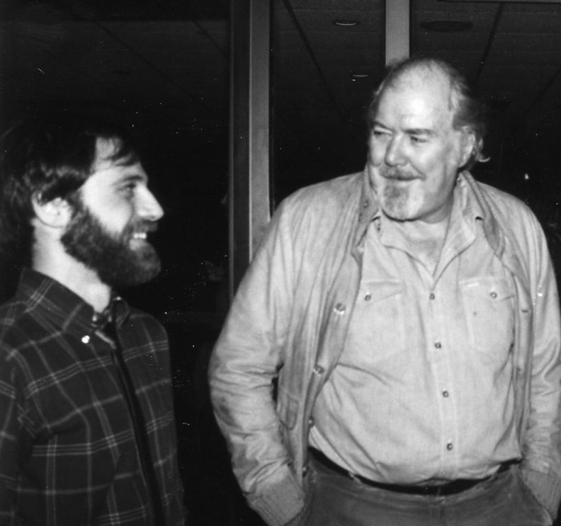 Ira & Bob at the Jimmy Dean premiere