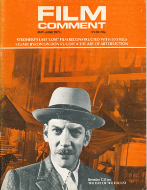 Film Comment, May/June 1975
