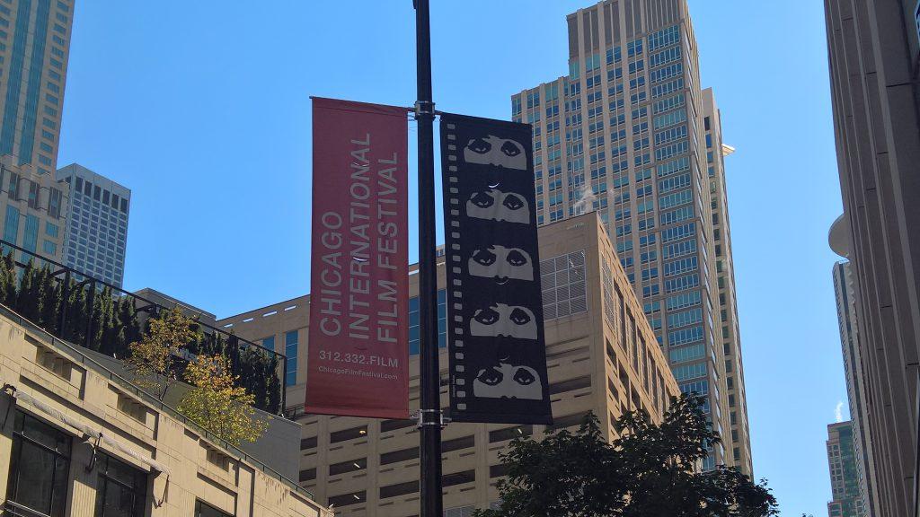 Chicago Film Fest Banner