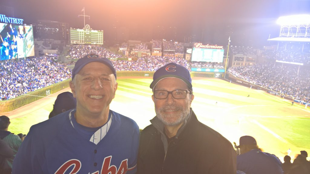 Rich and Ira NLCS Game 6